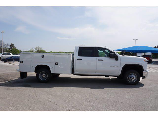 2021 Chevrolet Silverado 3500 Crew Cab AWD, Knapheide Steel Service Body #212163 - photo 4