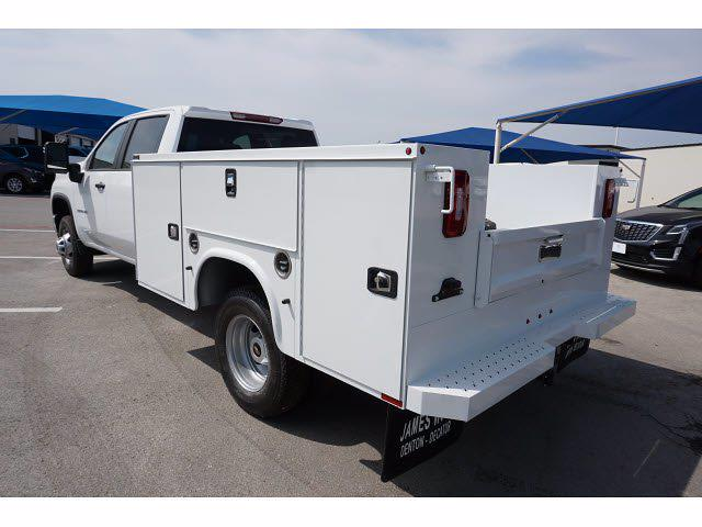 2021 Chevrolet Silverado 3500 Crew Cab AWD, Knapheide Steel Service Body #212163 - photo 2