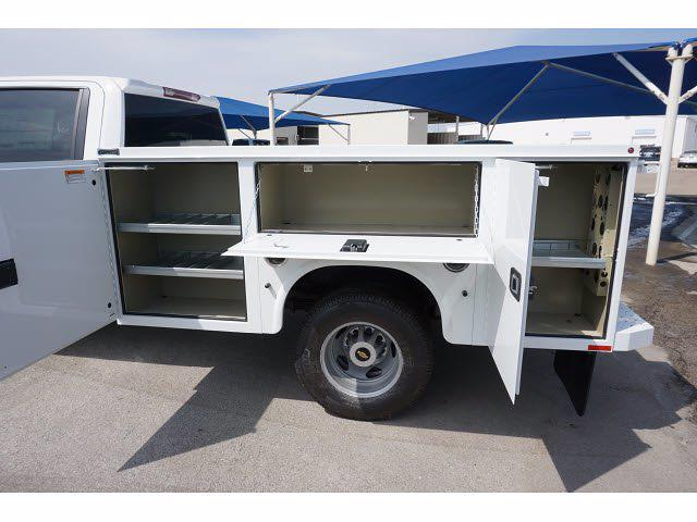 2021 Chevrolet Silverado 3500 Crew Cab AWD, Knapheide Steel Service Body #212163 - photo 8