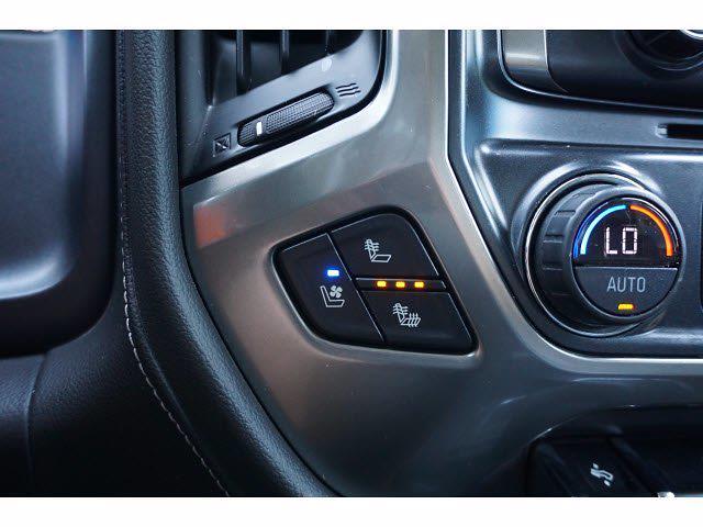 2018 Chevrolet Silverado 1500 Crew Cab 4x4, Pickup #212259B1 - photo 11
