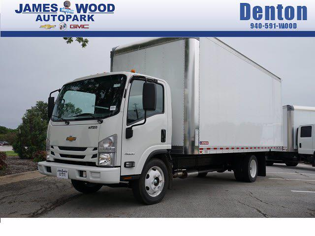 2021 Chevrolet LCF 4500 4x2, Morgan Gold Star Dry Freight #212332 - photo 1