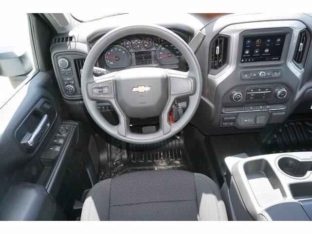 2021 Chevrolet Silverado 2500 Double Cab 4x4, Monroe MSS II Deluxe Service Body #212334 - photo 11