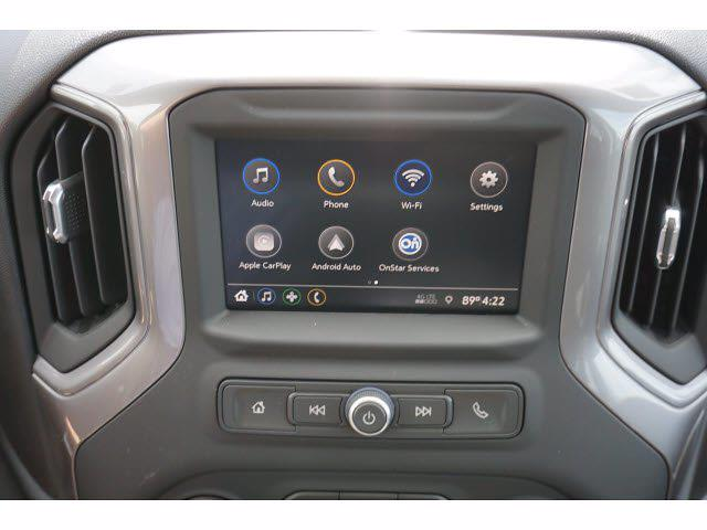 2021 Chevrolet Silverado 2500 Double Cab 4x4, Monroe MSS II Deluxe Service Body #212334 - photo 17
