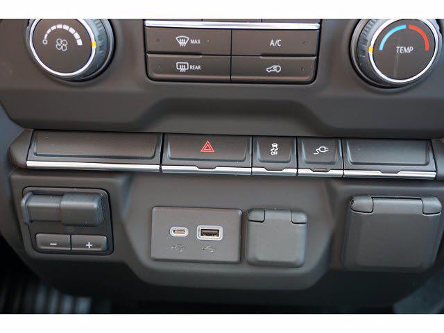 2021 Chevrolet Silverado 2500 Double Cab 4x4, Monroe MSS II Deluxe Service Body #212334 - photo 20