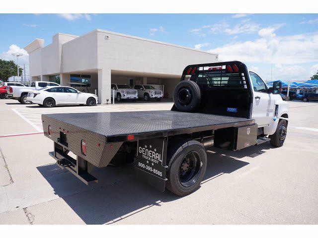 2021 Chevrolet Silverado 5500 Regular Cab DRW 4x2, General Truck Body Gooseneck Platform Body #212342 - photo 6