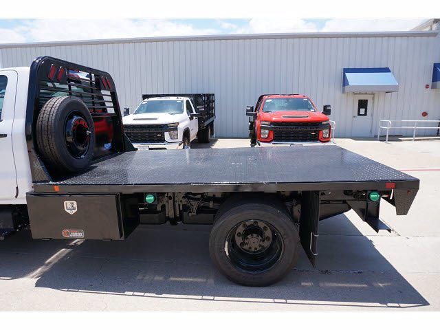 2021 Chevrolet Silverado 5500 Regular Cab DRW 4x2, General Truck Body Gooseneck Platform Body #212342 - photo 9