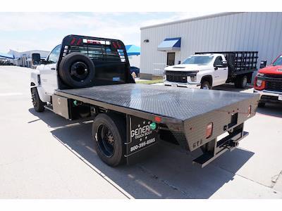 2021 Chevrolet Silverado 5500 Regular Cab DRW 4x2, General Truck Body Gooseneck Platform Body #212342 - photo 2