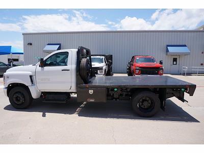 2021 Chevrolet Silverado 5500 Regular Cab DRW 4x2, General Truck Body Gooseneck Platform Body #212342 - photo 8
