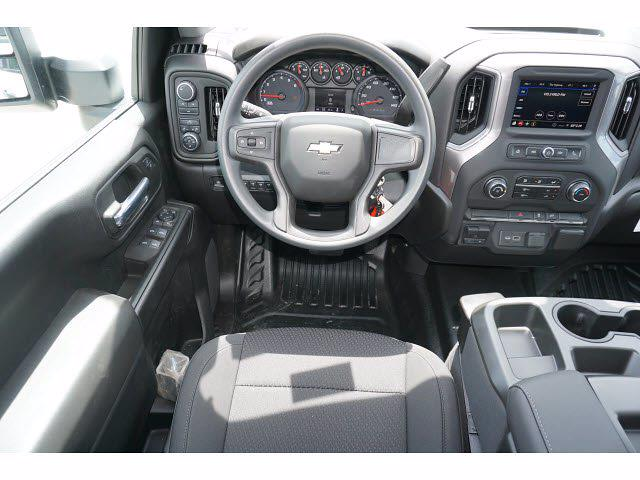 2021 Chevrolet Silverado 2500 Crew Cab 4x4, Monroe MSS II Service Body #212358 - photo 13