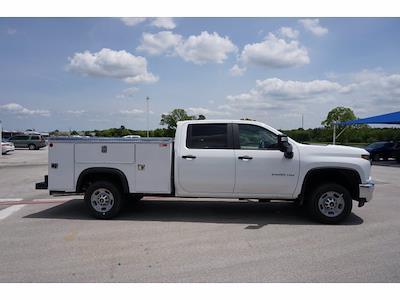 2021 Chevrolet Silverado 2500 Crew Cab 4x4, Monroe MSS II Service Body #212358 - photo 5