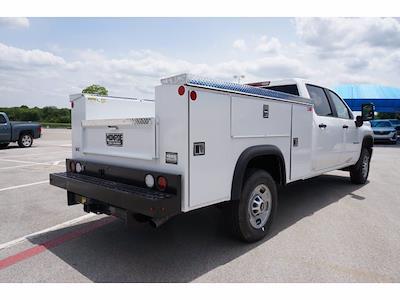 2021 Chevrolet Silverado 2500 Crew Cab 4x4, Monroe MSS II Service Body #212358 - photo 6