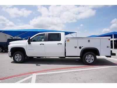 2021 Chevrolet Silverado 2500 Crew Cab 4x4, Monroe MSS II Service Body #212358 - photo 8