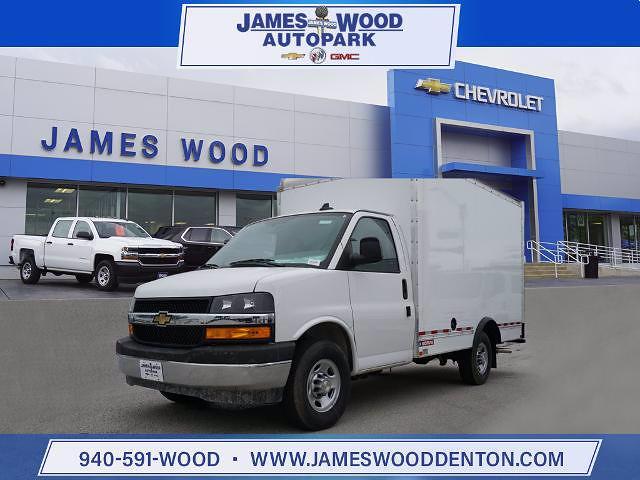 2021 Chevrolet Express 3500 4x2, Morgan Cutaway Van #212380 - photo 1