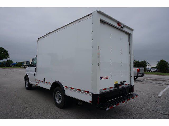 2021 Chevrolet Express 3500 4x2, Morgan Cutaway Van #212380 - photo 2
