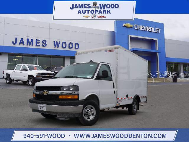2021 Chevrolet Express 3500 4x2, Morgan Cutaway Van #212386 - photo 1
