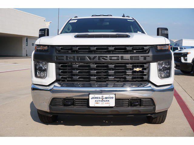 2021 Chevrolet Silverado 3500 Crew Cab AWD, CM Truck Beds Dealers Truck Platform Body #212389 - photo 3