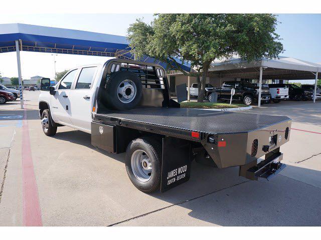 2021 Chevrolet Silverado 3500 Crew Cab AWD, CM Truck Beds Platform Body #212389 - photo 1