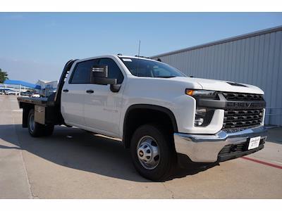 2021 Chevrolet Silverado 3500 Crew Cab AWD, CM Truck Beds Dealers Truck Platform Body #212389 - photo 4