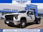2021 Chevrolet Silverado 3500 Crew Cab AWD, CM Truck Beds Dealers Truck Platform Body #212389 - photo 1