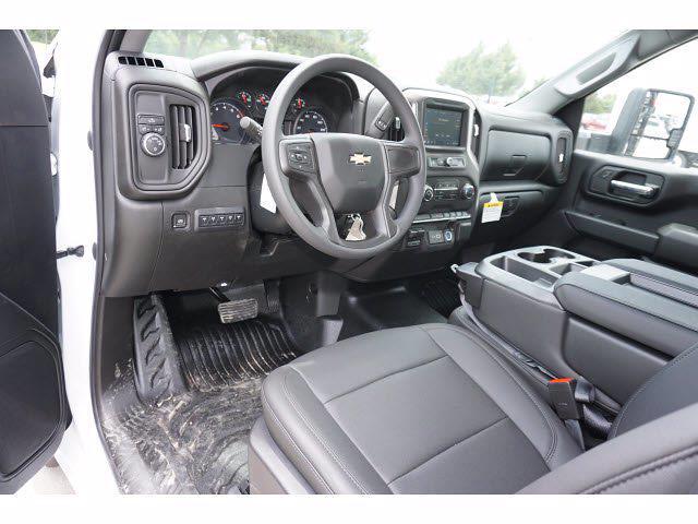 2021 Chevrolet Silverado 3500 Regular Cab 4x2, Reading Steel Stake Bed #212392 - photo 11