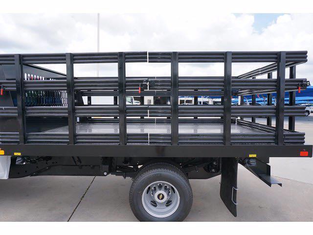 2021 Chevrolet Silverado 3500 Regular Cab 4x2, Reading Steel Stake Bed #212392 - photo 9