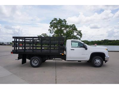 2021 Chevrolet Silverado 3500 Regular Cab 4x2, Reading Steel Stake Bed #212392 - photo 5