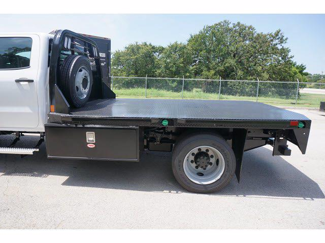 2021 Chevrolet Silverado 5500 Crew Cab DRW 4x2, CM Truck Beds RD Model Platform Body #212396 - photo 7