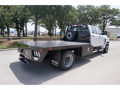 2021 Chevrolet Silverado 5500 Crew Cab DRW 4x2, CM Truck Beds RD Model Platform Body #212396 - photo 2