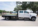 2021 Chevrolet Silverado 5500 Crew Cab DRW 4x2, CM Truck Beds RD Model Platform Body #212396 - photo 5