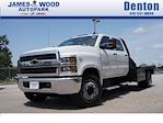 2021 Chevrolet Silverado 5500 Crew Cab DRW 4x2, CM Truck Beds RD Model Platform Body #212396 - photo 1