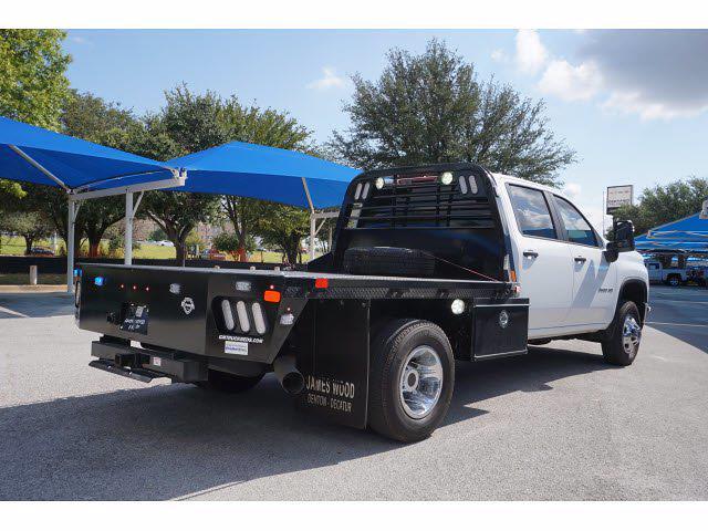 2021 Silverado 3500 Crew Cab AWD, CM RD 9FT GOOSENECK #212396A1 - photo 24