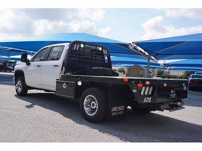 2021 Silverado 3500 Crew Cab AWD, CM RD 9FT GOOSENECK #212396A1 - photo 23