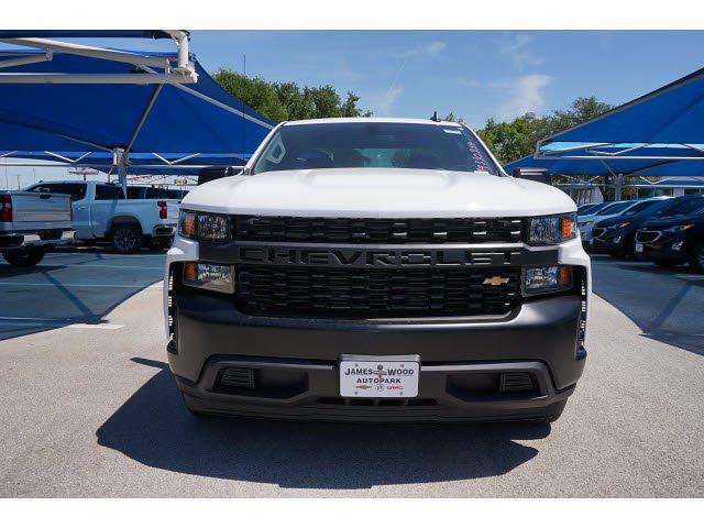 2021 Chevrolet Silverado 1500 Regular Cab 4x2, Pickup #212454 - photo 1