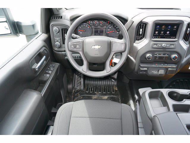 2021 Chevrolet Silverado 2500 Crew Cab 4x4, Monroe MSS II Deluxe Service Body #212464 - photo 10