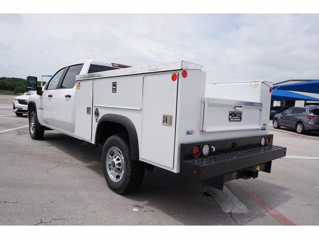 2021 Chevrolet Silverado 2500 Crew Cab 4x4, Monroe MSS II Deluxe Service Body #212464 - photo 2