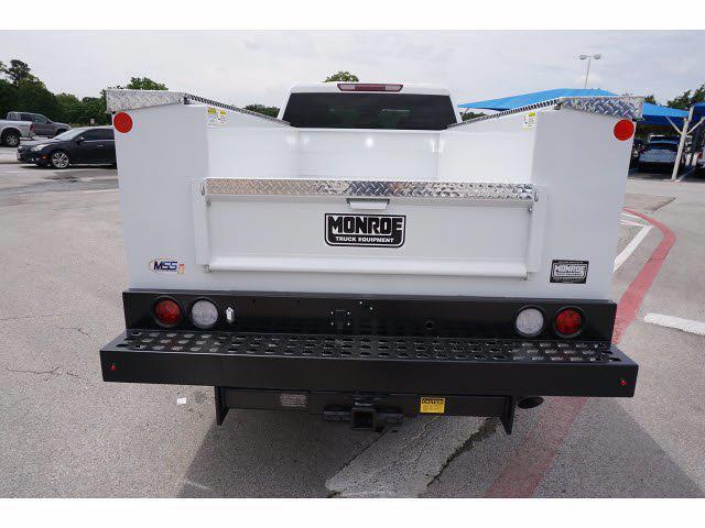 2021 Chevrolet Silverado 2500 Crew Cab 4x4, Monroe MSS II Deluxe Service Body #212464 - photo 9