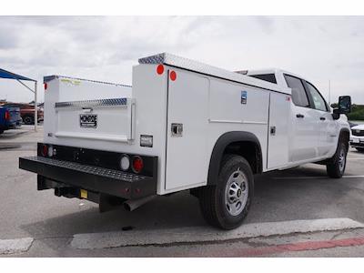2021 Chevrolet Silverado 2500 Crew Cab 4x4, Monroe MSS II Deluxe Service Body #212464 - photo 4