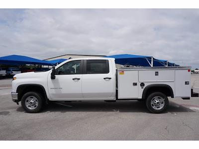 2021 Chevrolet Silverado 2500 Crew Cab 4x4, Monroe MSS II Deluxe Service Body #212464 - photo 6