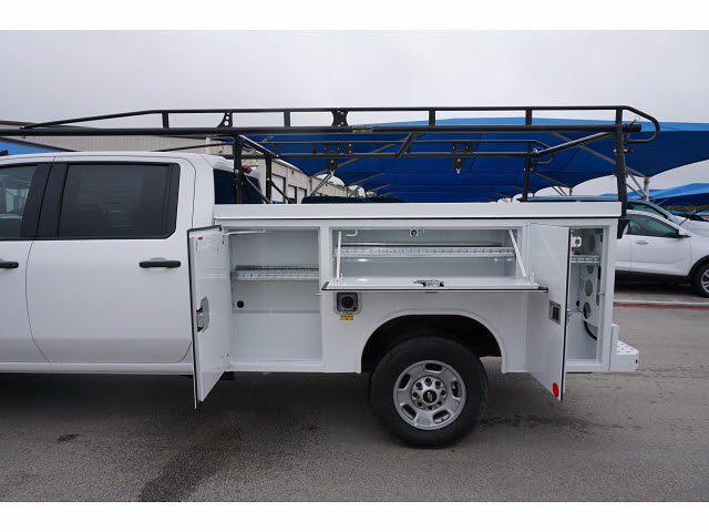 2021 Chevrolet Silverado 2500 Crew Cab 4x2, Reading SL Service Body #212486 - photo 10