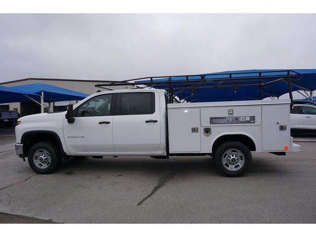 2021 Chevrolet Silverado 2500 Crew Cab 4x2, Reading SL Service Body #212486 - photo 9