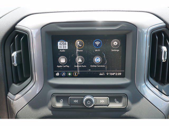 2021 Chevrolet Silverado 2500 Double Cab 4x4, Monroe MSS II Deluxe Service Body #212507 - photo 13