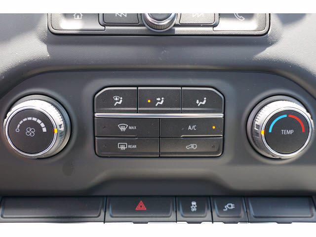 2021 Chevrolet Silverado 2500 Double Cab 4x4, Monroe MSS II Deluxe Service Body #212507 - photo 18