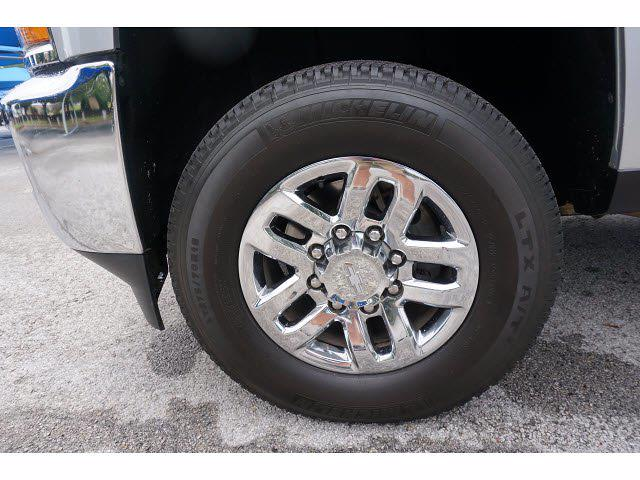2018 Chevrolet Silverado 2500 Crew Cab 4x4, Pickup #212579B1 - photo 20