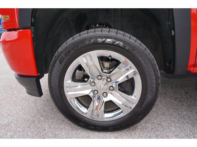 2018 Chevrolet Silverado 1500 Crew Cab 4x4, Pickup #212653A1 - photo 17