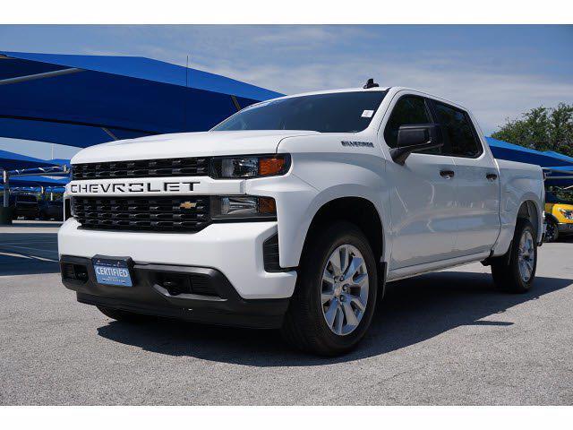 2020 Chevrolet Silverado 1500 Crew Cab 4x2, Pickup #212659A1 - photo 3
