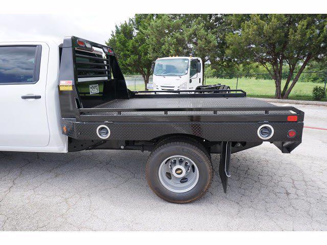 2021 Chevrolet Silverado 3500 Crew Cab 4x2, Hillsboro GII Steel Platform Body #212745 - photo 10