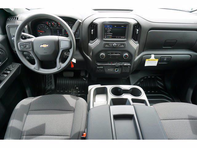 2021 Chevrolet Silverado 3500 Crew Cab 4x2, Hillsboro GII Steel Platform Body #212745 - photo 13