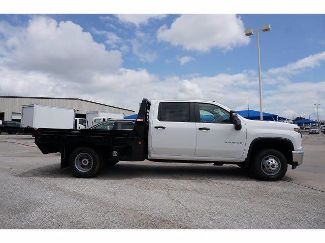 2021 Chevrolet Silverado 3500 Crew Cab 4x2, Hillsboro GII Steel Platform Body #212745 - photo 5