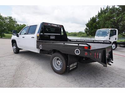 2021 Chevrolet Silverado 3500 Crew Cab 4x2, Hillsboro GII Steel Platform Body #212745 - photo 2