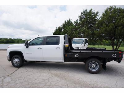 2021 Chevrolet Silverado 3500 Crew Cab 4x2, Hillsboro GII Steel Platform Body #212745 - photo 8